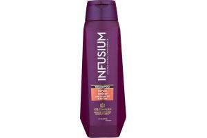 Infusium Shampoo with Argan Oil & Kertain