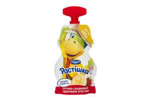 Йогурт 2.8% Полуниця-банан Растішка д/п 70г