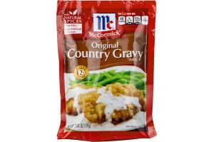 McCormick Country Gravy Mix Original