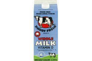 Rhody Fresh Milk Whole