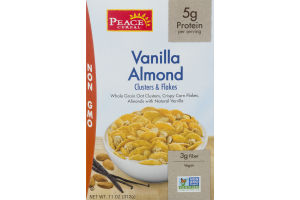 Peace Cereal Vanilla Almond