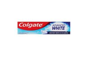 Паста зубная Colgate Advanced Whitening