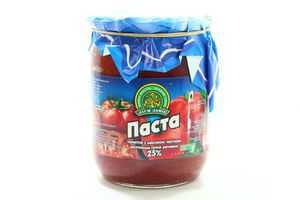 Паста томатная 25% Дари ланів с/б 520г