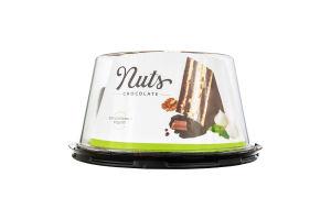 Торт шоколадно-ореховый Nonpareil п/у 0.5кг