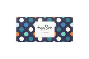 Носки муж Happy Socks цветные р41-46 XMIX09-6000