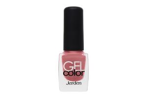 Лак для ногтей Gel color №31 Jerden 5мл