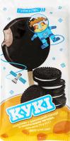 Морозиво 12% у шоколадній глазурі зі шматочками печива Кукі Геркулес м/у 70г