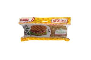 Коржі вафельні з житнім борошном та італійськими травами Бризолі Lekorna м/у 50г
