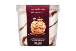 Морозиво GelAmo Грильяж 600г х4