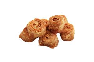 Пахлава с арахисом Гнездо слоеное Аль Хамуд кг