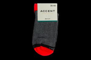 Шкарпетки Accent Daily жіночі 35-40 108003482325
