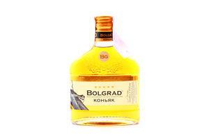Коньяк 0,25л 40% 5* Bolgrad