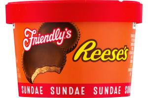 Friendly's Reese's Sundae
