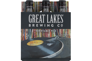 Great Lakes Brewing Co. Turntable Pils - 6 PK
