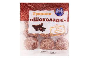 Пряники Шоколадные Кулиничі м/у 300г