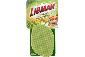 Libman Easy Grip Power Scrubber