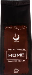 Кофе молотый East Cup Home натуральный жареный
