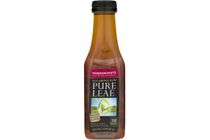 Pure Leaf Real Brewed Tea Pomegranate