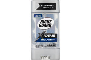 Right Guard Xtreme Antiperspirant Max Power