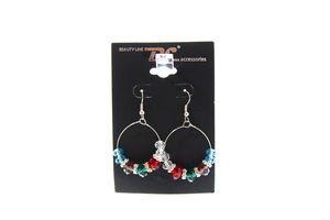 Сережки Beauty Line accessories 100947