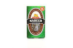 Янтарная солено-сушеная с перцем спинки с/ш Пивний Nabeer к/у 100г