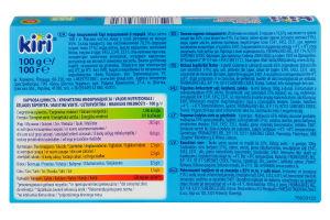 Сыр плавленый Kiri творожный сливочный 65% к/у 6шт/100г
