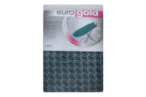 Чохол для прасувальної дошки №C34F3 Premium Cover EuroGold 1шт