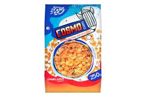 Пластівці кукурудзяні неглазуровані Класичні Cosmocorn м/у 250г
