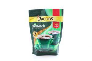 Кава Jacobs Monarch розчинна сублімована 140г х12