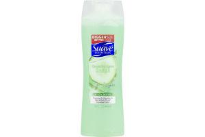 Suave Essentials Body Wash Cucumber Agave Smash