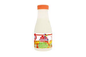 Йогурт 2.5% с наполнителем плодово-ягодным Персиковый Гормолзавод №1 п/бут 330г