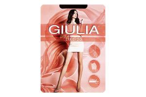 Колготки жіночі Giulia Like 20den 3-M cappuccino