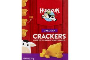 Horizon Crackers Cheddar