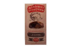 Гренки ржано-пшеничные с солью Домашні гріночки м/у 100г