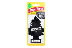 Освежитель воздуха Black Ice Little Trees 5г