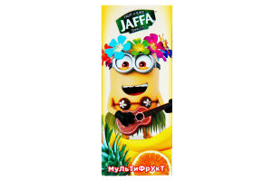 Нектар Мультивітамін Jaffa Kinder 0,2л