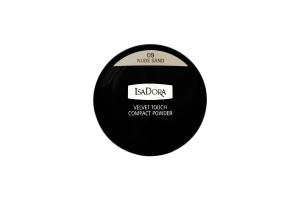 Пудра компактная Velvet Touch №09 Isadora