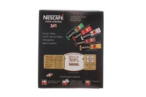 Напиток кофейный Nescafe ExtraStrong 3в1 растворим