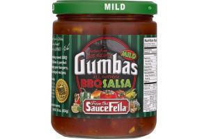 Gumbas BBQ Salsa Mild