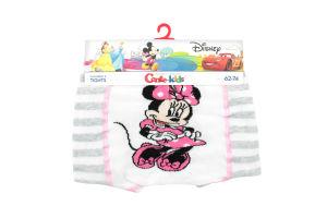 Колготки дет Conte-kids Disney 458 св.серый р62-74