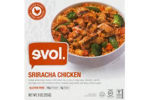 evol. Sriracha Chicken