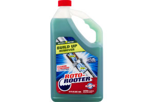 Roto-Rooter Build Up Remover