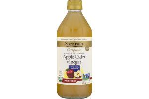 Spectrum Organic Unfiltered Vinegar Apple Cider