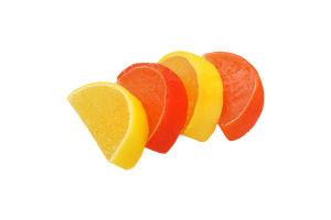 Мармелад ХБФ Апельсин-лимон дольки