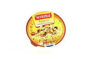 Лапша быстрого приготовления с грибами и вкусом сливок Мівіна п/у 110г