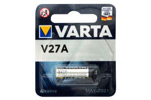 Батарейка V27A 12V LR27 Varta 1шт