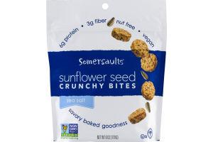 Somersaults Sunflower Seed Crunchy Bites Sea Salt