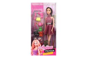 Набор игровой Anjina Кукла с аксессуар в асс D-01