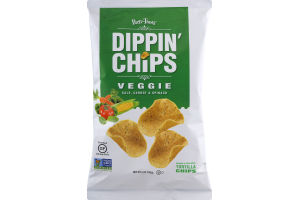 Party-Tizers Dippin' Chips Veggie