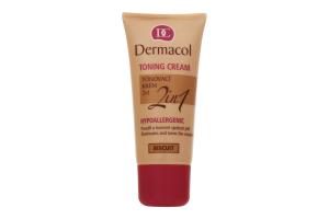 Тональный крем Toning Cream 2в1 №02 Dermacol 30мл